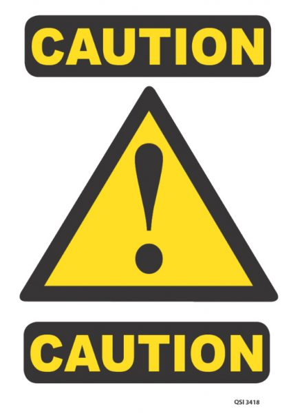caution exclamation mark