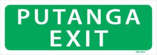 Putanga Exit