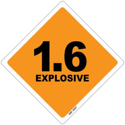 1.6 Explosive 250mm x 250mm