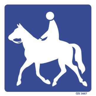 Horse Treking 240mm x 240mm
