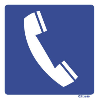 Telephone Available 240mm x 240mm