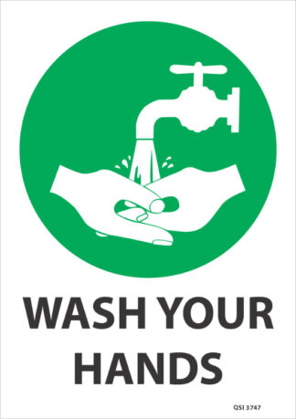 Wash Your Hands Green