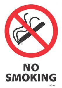 No Smoking v2