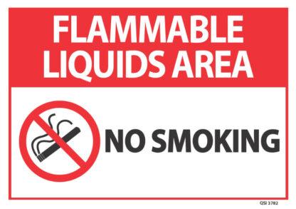 Flammable Liquids Area
