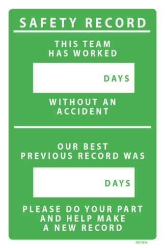 Safety Record Team