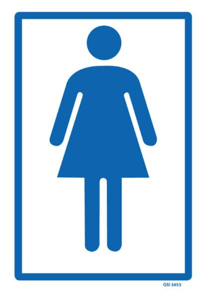 Womens Toilet Image