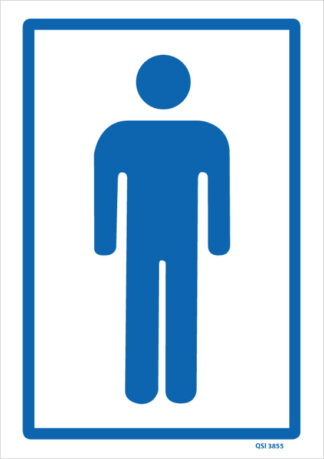 Mens Toilet Image Only