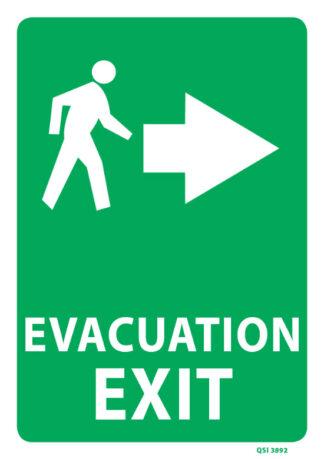 Evacuation Exit