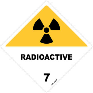 Radioactive 250mm x 250mm